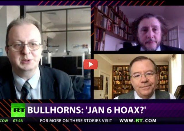 CrossTalk Bullhorns, HOME EDITION: 'Jan 6 hoax?'