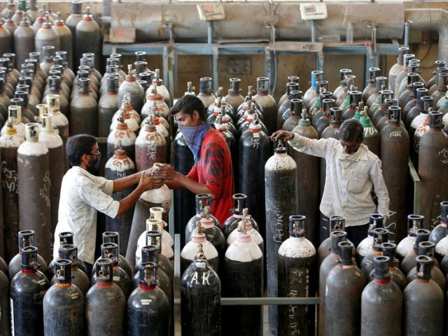 Hit by massive Covid-19 wave, India seeks oxygen & antivirals from EU, with aid expected soon