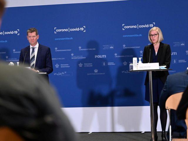 Danish drug regulator FAINTS at press conference announcing AstraZeneca vaccine halt (VIDEO)