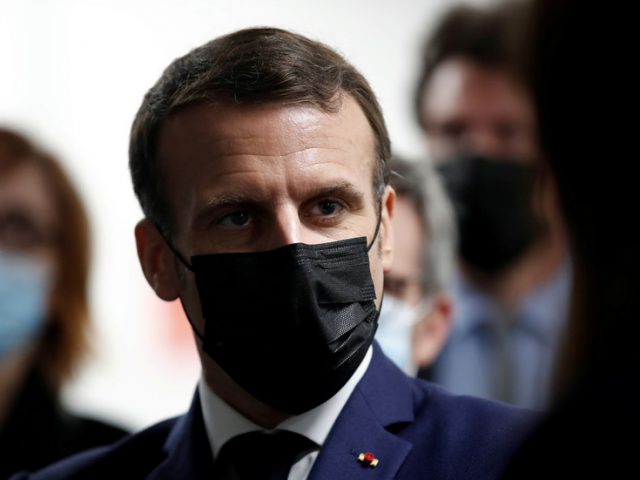 France shuts schools for three weeks and whole country heads for lockdown amid Covid-19 spike as Macron defends measures