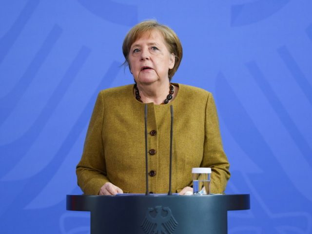 Merkel says she's 'happy' after receiving AstraZeneca's Covid-19 vaccine as blood clot concerns persist