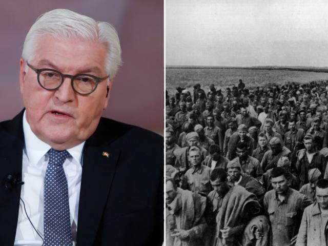 Soviet victims of Nazis were long 'forgotten group,' German president Steinmeier says ahead of Buchenwald liberation anniversary