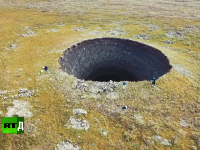 Mysterious giant craters in Siberia: Sinkholes or underground explosions? RT's special report explores the phenomenon