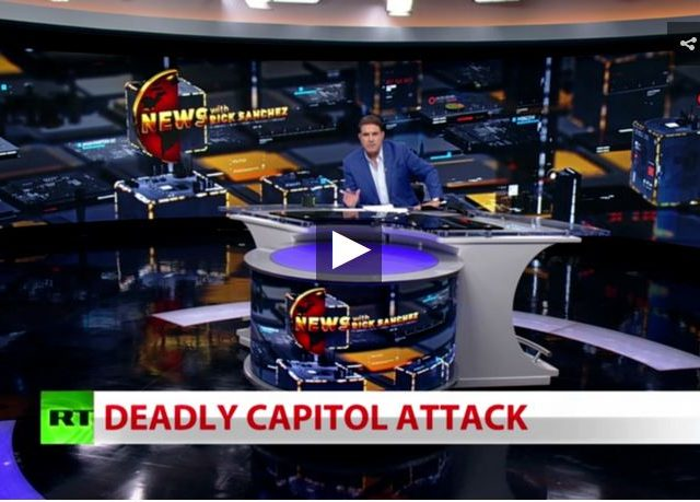 US Capitol in panic once again (Full show)