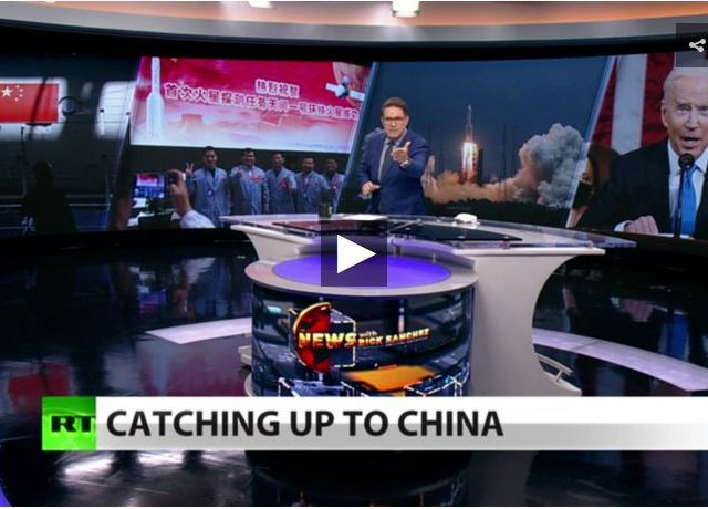 China stuns Biden & the world with new space station (Full show)