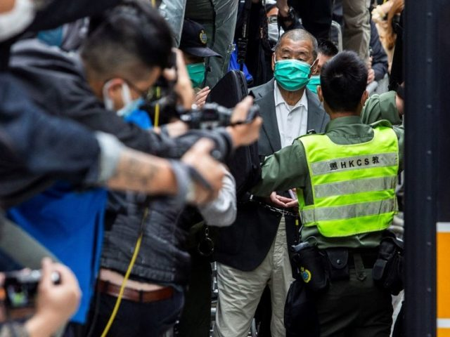 Hong Kong convicts 7 activists, including tycoon Jimmy Lai, of unlawful assembly over 2019 protests
