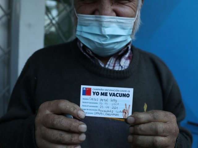 Chinese vaccine 67% effective in preventing symptomatic Covid-19, says Chilean govt