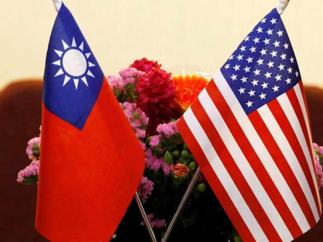 Beijing tells US 'not to play with fire' over Taiwan issues after Washington gives diplomats freedom to meet Taiwanese officials