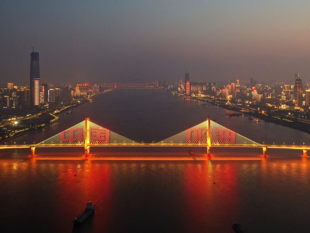 China's Wuhan rises from Covid-19 fallout, boosting GDP by nearly 60%