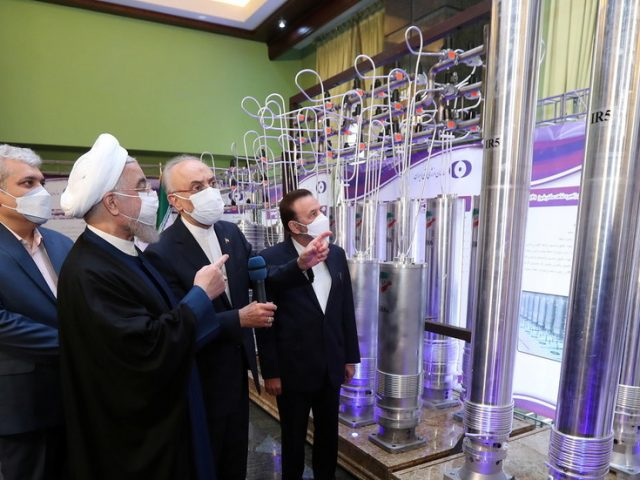 EU claims progress on Iran nuclear deal: Washington and Tehran 'interested in reaching an agreement'