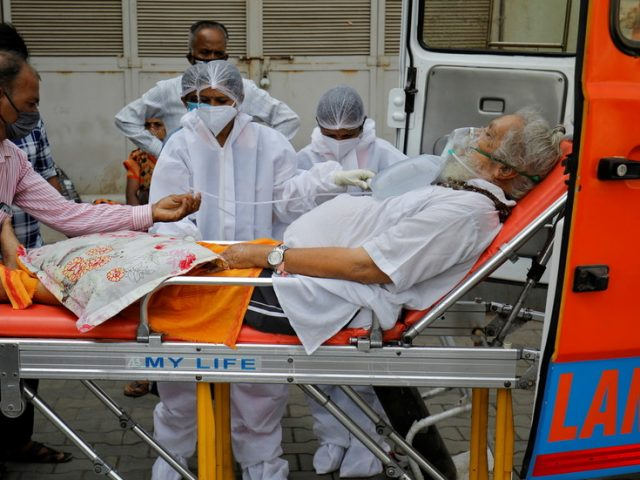 Army drafted in to help India's struggling hospitals battle spiraling Covid cases