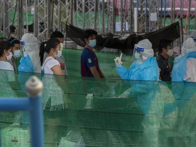 Thai PM orders authorities to prepare Covid-19 field hospitals after UK variant spreads to country