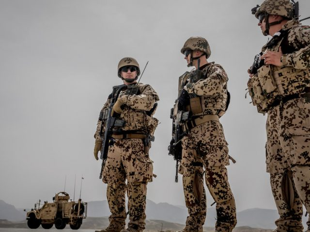 'Go in together, go out together': All NATO troops likely to leave Afghanistan alongside Americans, German defense minister says