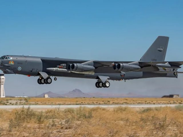 More B-52 Bombers Arrive in Qatar to Protect US Troop Pullout From Afghanistan