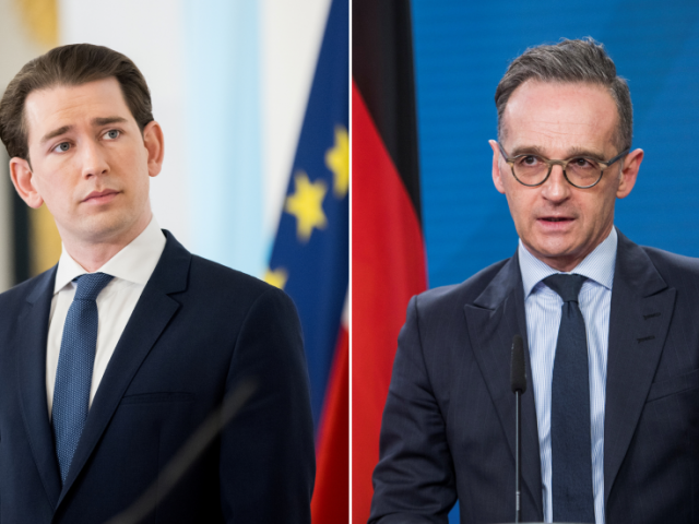Austrian Chancellor & German Foreign Minister warn new EU sanctions against Russia won't work, as both call for dialogue instead