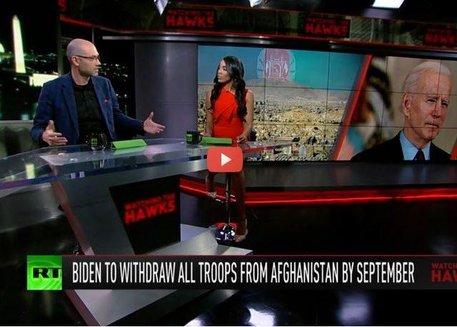 Biden takes on Afghanistan & digital currency takes on Wall Street