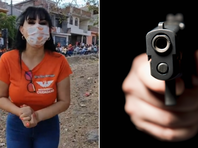 Mexican election candidate SHOT DEAD shortly after going LIVE on Facebook to ask locals to join her at rally