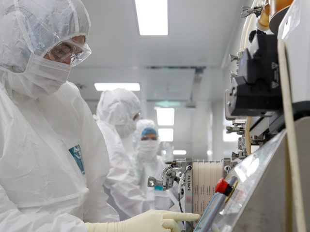 'Proof we're on right track': Russian drug developer 'delighted' about 'similar' Aussie Covid-19 therapy, but says Russia 'ahead'