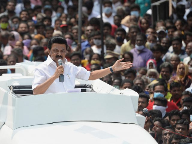 Stalin fulfills political destiny, comes to power in Indian state assembly elections