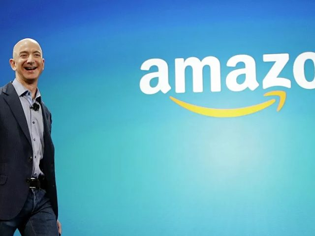 Amazon Reports Huge Profits as CEO Jeff Bezos Prepares to Leave