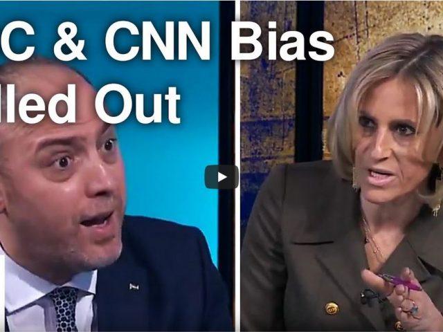 BBC & CNN Bias EXPOSED On Israel and Palestine