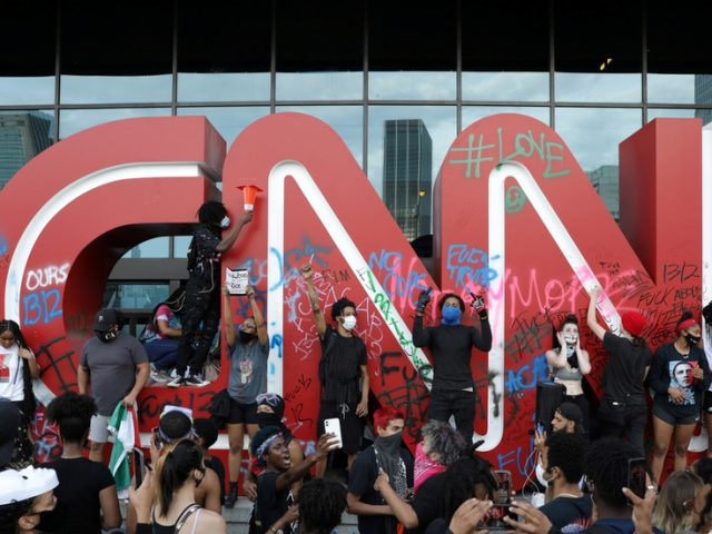 'Unfortunate human error': CNN makes case for trusting anonymous-source echo chamber despite steady stream of fake news