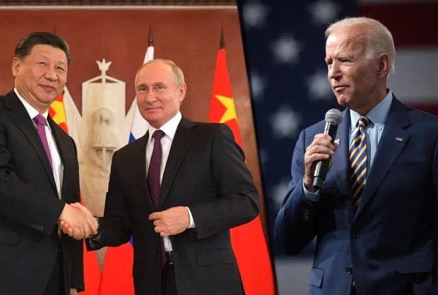 Economics of the new cold war and US 'super imperialism' with economist Michael Hudson
