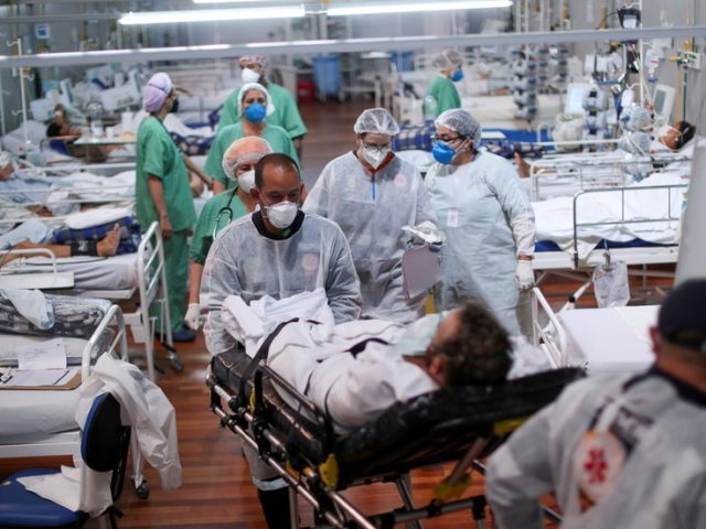 Covid-19 mortality rate has DOUBLED among young people in Brazil, Pan-American health watchdog warns