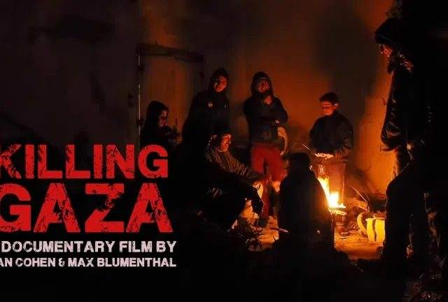 Killing Gaza: Dan Cohen & Max Blumenthal's documentary shows life under Israel's bombs and siege
