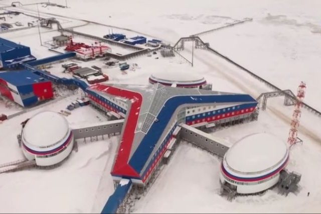 Location: northernmost; mission: top secret. RT visits Russia's state-of-the-art Arctic military base (VIDEO)