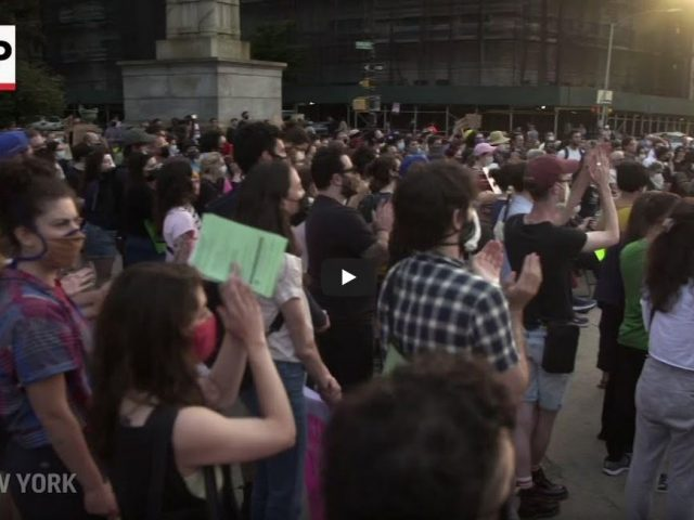 Jews in New York protest Israel