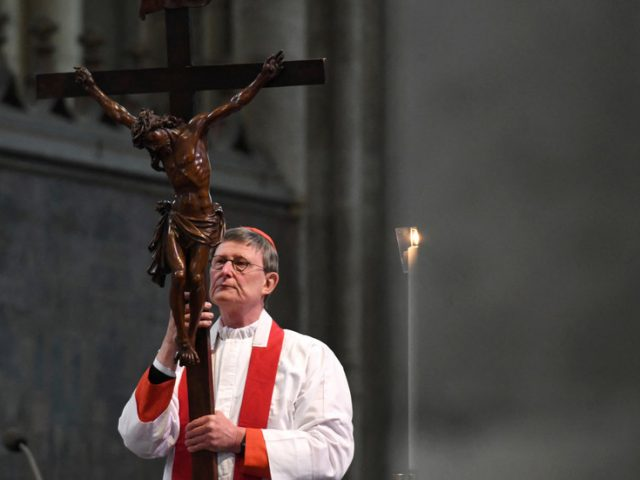 Pope Francis sending team to investigate whether German diocese mishandled sexual abuse allegations, amid public anger