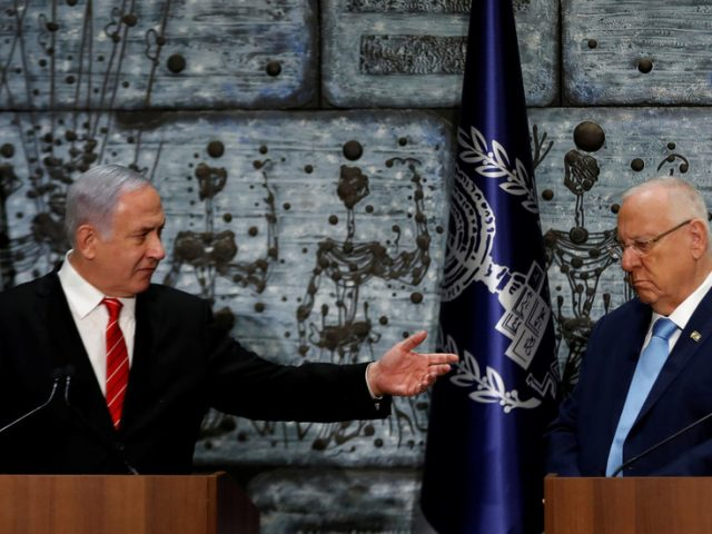 Israeli PM Netanyahu misses deadline to form government coalition, President Rivlin to decide next move