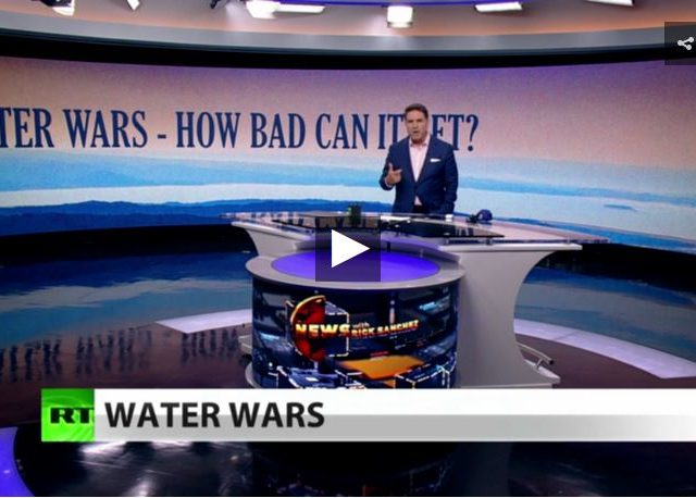 Special report: water wars — it's getting worse (Full show)