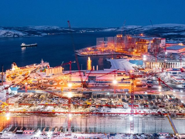 Investment in Russia's Arctic LNG 2 project to total $6 BILLION this year