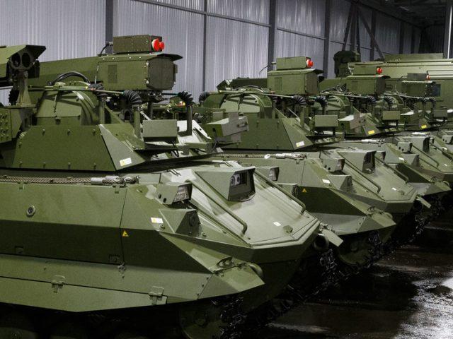 'Weapons of the future': Russia has launched mass production of autonomous high-tech WAR ROBOTS, Defense Minister Shoigu announces