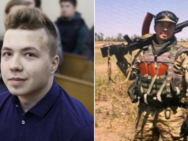 Roman Protasevich's dramatic arrest by Belarus has caused outrage. But why is Western media failing to report his neo-Nazi links?