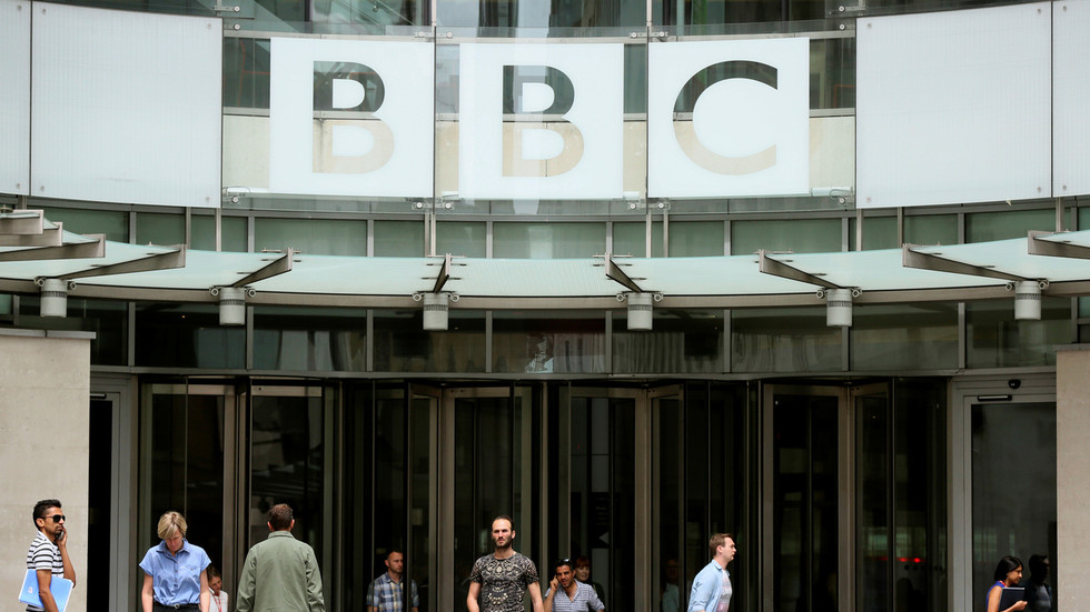 The BBC has