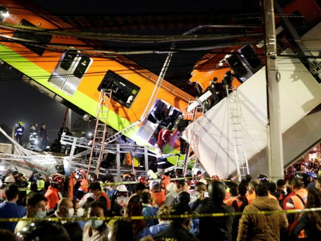 23 dead, 79 injured in Mexico City metro COLLAPSE – mayor
