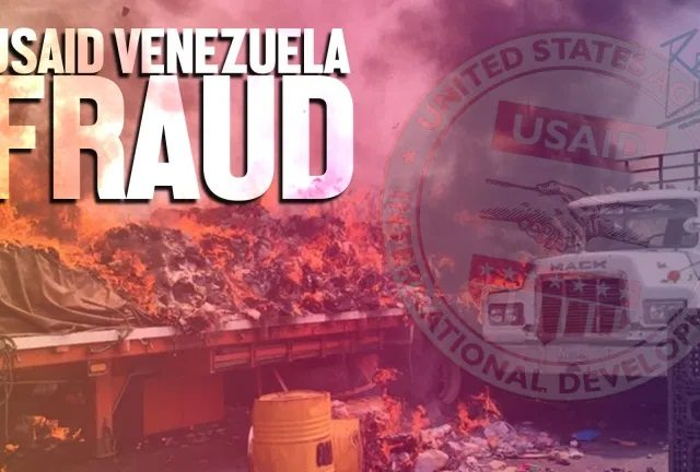 USAID admits to Venezuela regime change fraud