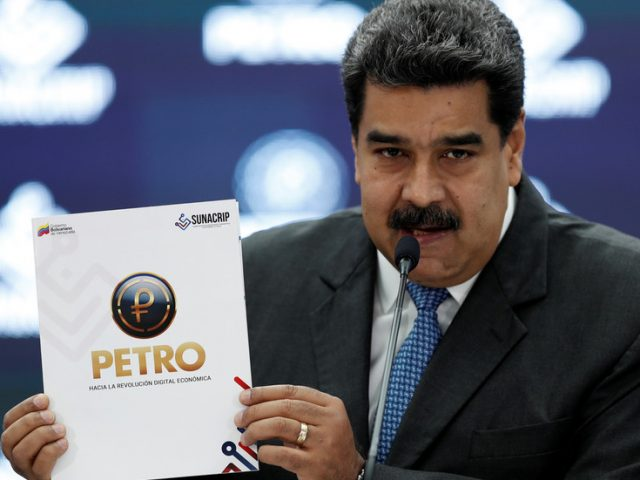 Venezuela to calculate social benefits in state-backed crypto – President Maduro