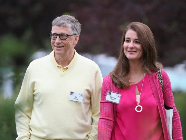 Bill Gates & wife Melinda to divorce after 27 years together & building a $127 billion fortune