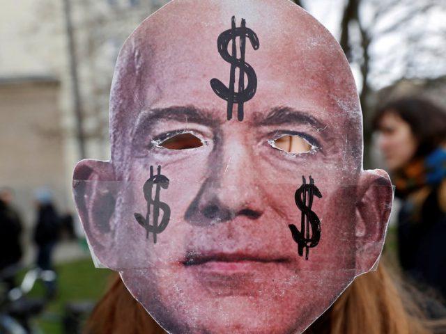 America's richest boosted their fortunes by $195 billion in Biden's first 100 days – media