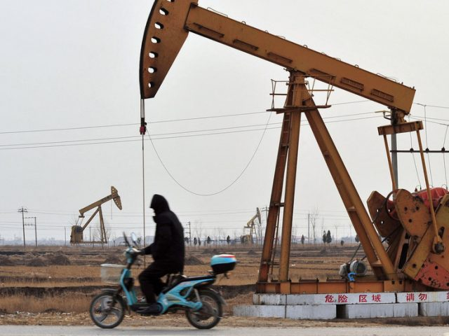 Is the real reason the US is so interested in what's going on in Xinjiang because it contains so much oil?