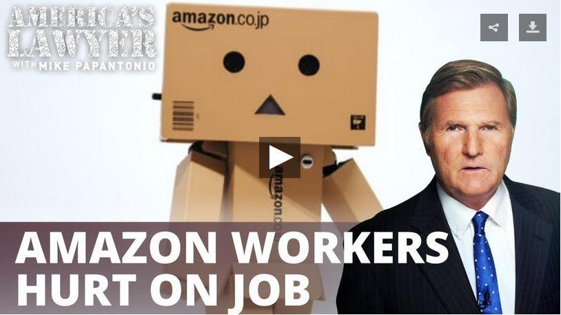Americas Lawyer Amazon workers