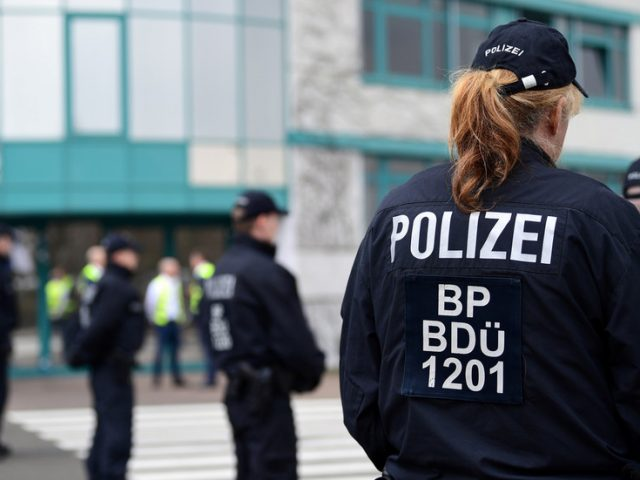 Two people stabbed in Germany's Erfurt, major search launched for suspect