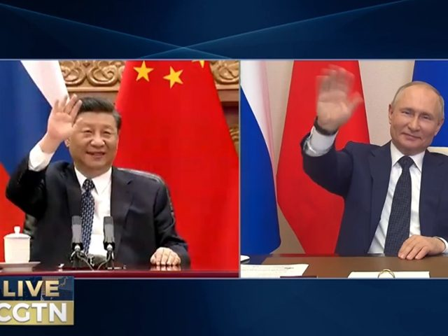 Xi-Putin video meeting unleashes strong positive energy: Global Times editorial