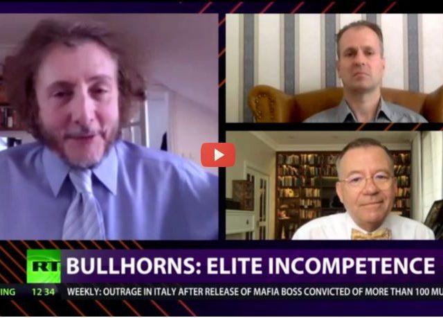 CrossTalk Bullhorns, HOME EDITION: Elite incompetence