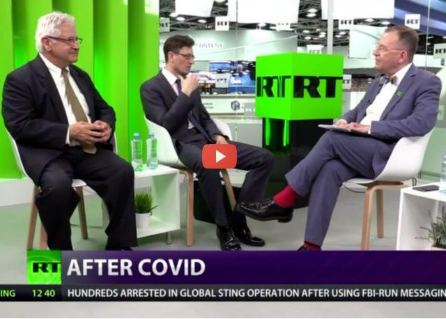 CrossTalk on Russia: After Covid