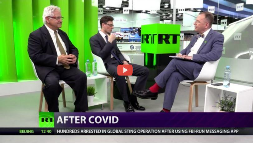 Cross Talk after covid